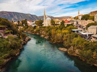 Bosnia and Herzegovina Day Trip Including Medjugorje and Mostar
