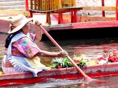 Super Deal in Mexico City: Discover Xochimilco, Coyoacán