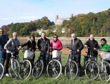 Dresden Highlights - Big city tour with bike