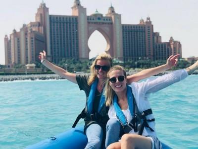 90 Minutes Speedboat Tour: Dubai Marina, Atlantis and Burj Al Arab