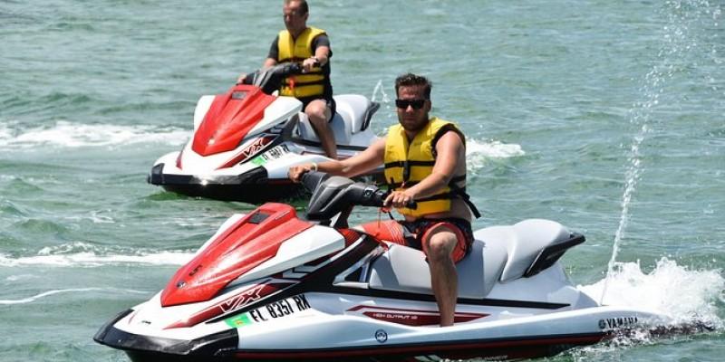 Jet Ski Ride from Miami Watersports