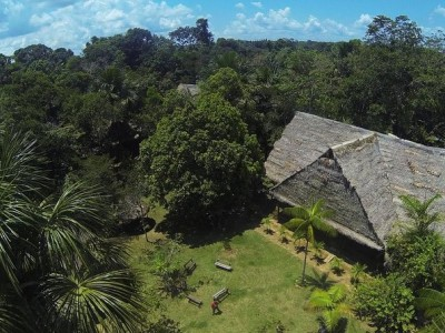 3-Day Amazon Jungle Tour at Sinchicuy Lodge